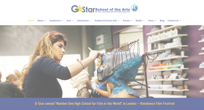 G Star School of the Arts